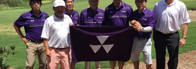 第32回南加大学同窓会 対抗ゴルフ大会: 結果報告